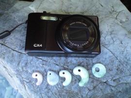 デジタルカメラ CX-4
