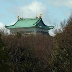 名古屋城 金の鯱