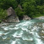 小滝川上流