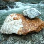 小滝川の翡翠と薬石