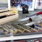 鍛造ナイフ