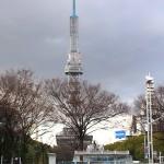 栄町のテレビ塔