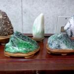 原石館の上質翡翠