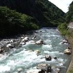 青海川の清流