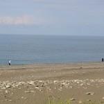 須沢の海岸