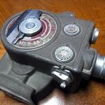 古い8ミリ映写機 大須骨董市