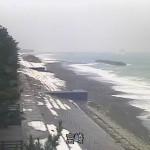 宮﨑海岸 冬