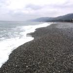 早朝の宮﨑海岸