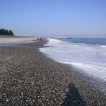 晴天の宮﨑海岸