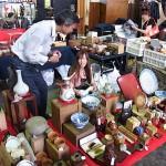 名古屋骨董祭 吹上ホール
