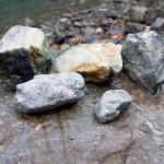 青海川の主な成果 1日目