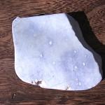 ラベンダー翡翠原石