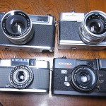 購入したジャンクカメラ