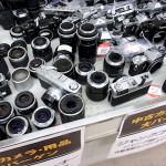 秋の中古カメラ・用品大バーゲン  2014