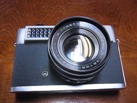 カメラ分解修理 コニカSⅡ