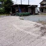 土日工房駐車場