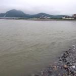 姫川河口 須沢海岸