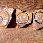 勾玉 大珠 桜石