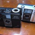 購入したカメラ リコーオートハーフ