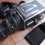 購入したカメラ ハッセルブラッド500C/M
