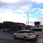 道の駅・市振の関 駐車場
