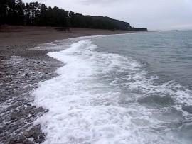 宮崎海岸 東