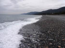 宮崎海岸 西