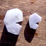 翡翠原石 ラベンダー
