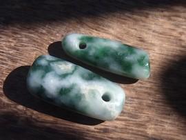 石笛 圧砕翡翠