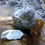 青海川の成果 翡翠2個