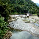 小滝川 下流