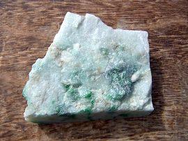 圧砕翡翠 緑斑