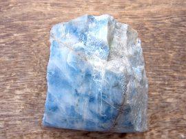 翡翠原石 入りコン沢の青翡翠