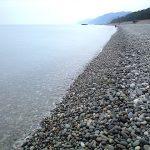 早朝の宮崎海岸