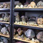 鉱物コレクション Yさん採取
