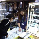糸魚川翡翠・ミネラルフェア 2017.11