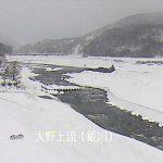 大野付近 姫川