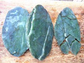自然石 ネフライト