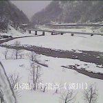 小滝川合流点 姫川