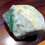 上質緑翡翠 ヒスイ原石館