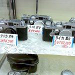 中古カメラ・用品さよなら大バーゲン 2018.6 その2