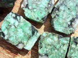 エメラルド原石 ブラジル産