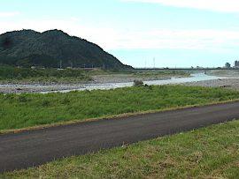 姫川 大野付近