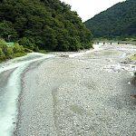 小滝川 姫川合流点