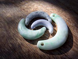 垂飾 糸魚川翡翠