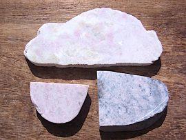 丸玉 桃簾石