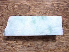 翡翠板 上質薄緑翡翠